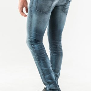 TEXANS COATED JOG DENIM