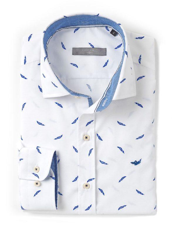 camisa de verano sastreria lorenzo en lleida, ropa de hombre y complentos