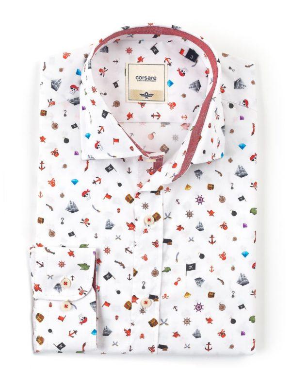 camisa de verano sastreria lorenzo en lleida, ropa de hombre y complentos, moda masculina