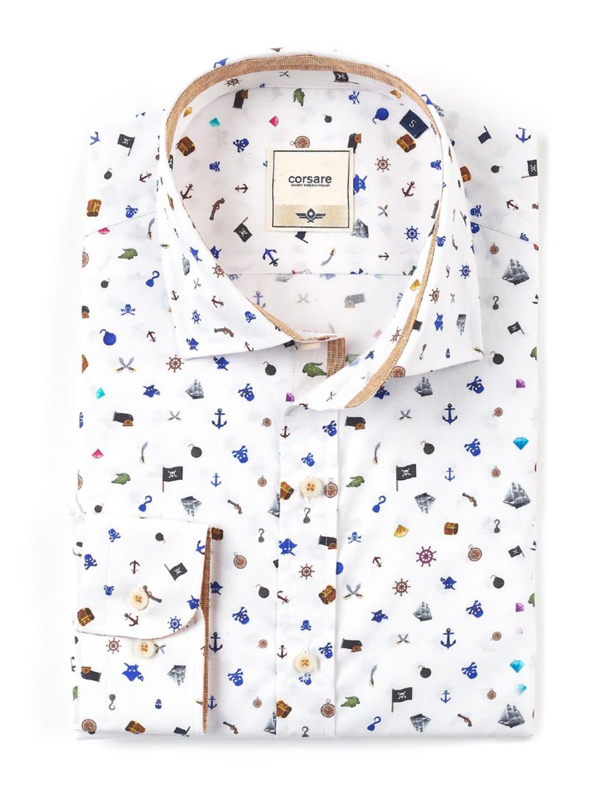 camisa de verano para hombre sastreria lorenzo, moda masculina y complementos en lleida